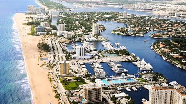 Aluguel de carro em Fort Lauderdale