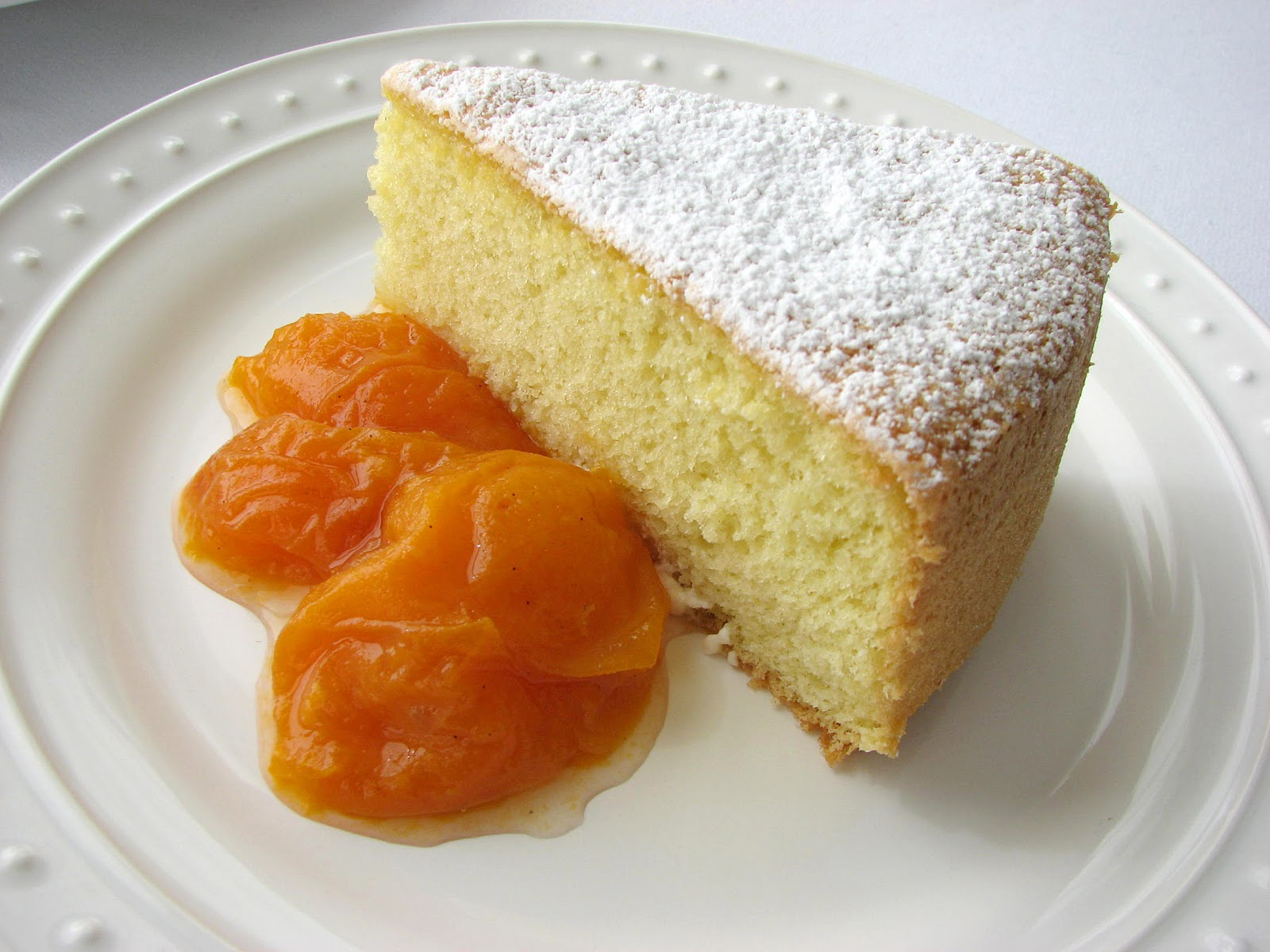 Sponge Cake Made With Oil