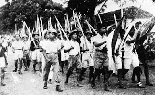 pasukan bambu runcing