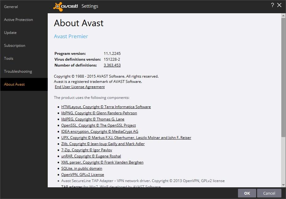 Avast Premier-Internet Security 2019 19 6 2383 + keys (FULL)
