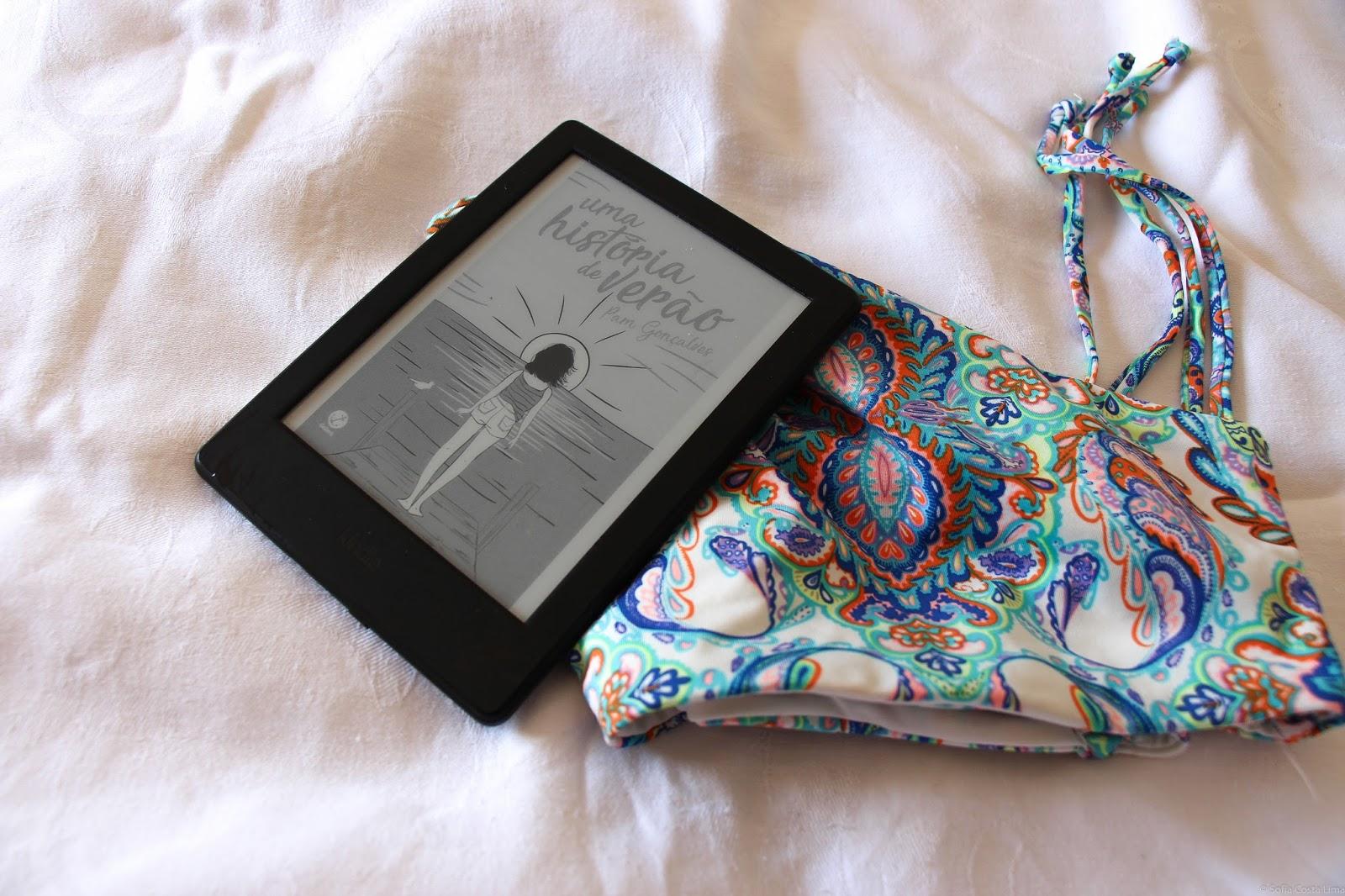 uma história de verão - Pam Gonçalves