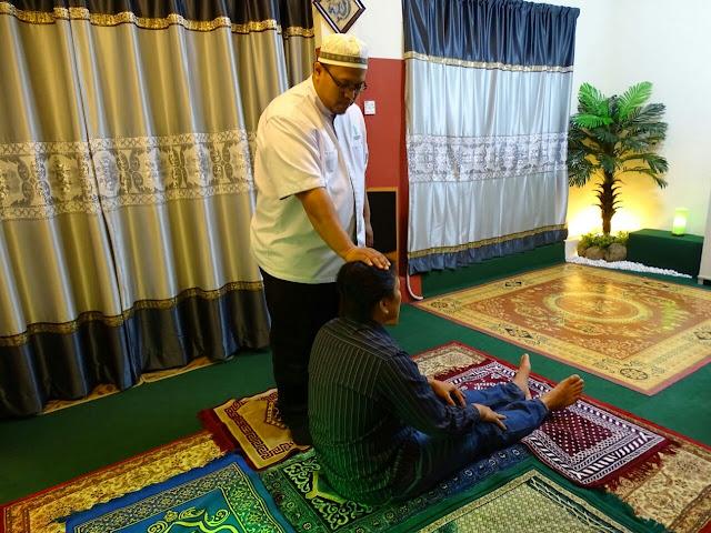 Perawatan Ruqyah Syariah, Pusat Rawatan Al-Qayyum,