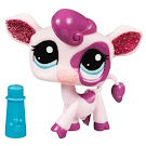 Littlest Pet Shop Singles Cow (#2236) Pet