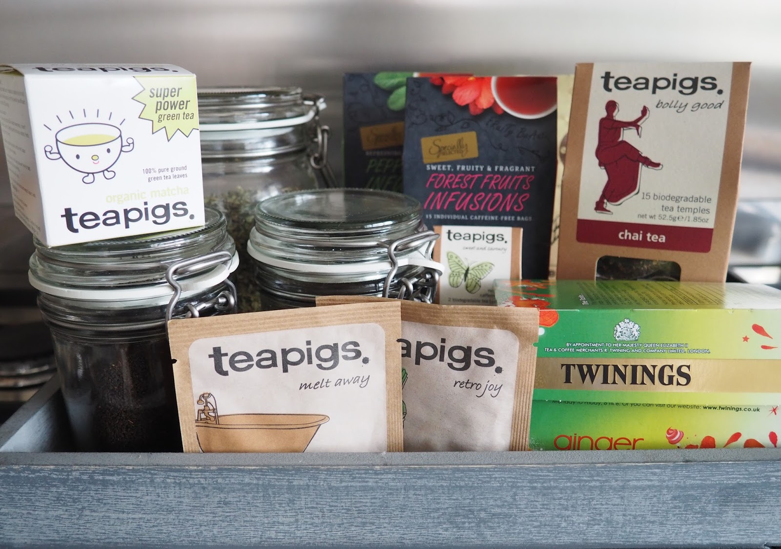 tea matcha teapigs Priceless Life of Mine