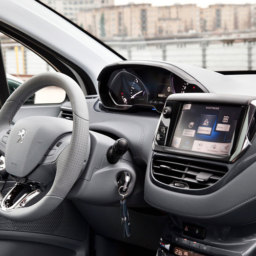 Premiere In The 208 - Peugeot Connect Apps ~ THE AUTOMOTIVE