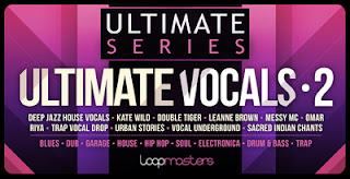 ultimate vocal sample pack 2