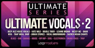 ultimate vocal sample pack 2