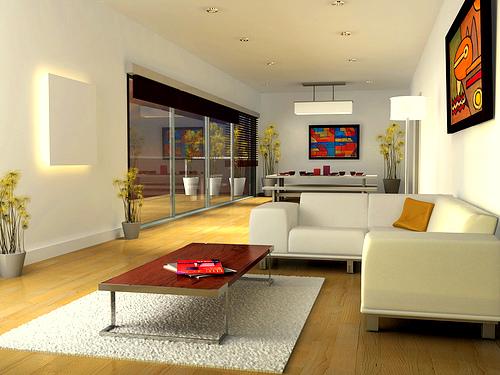 Pilih Apa Yang Perlu Sahaja Bagi Ruang Tamu Terhad Dan Sederhana Luas Susunan Perabot Peralatan Lebih Elok Dirapatkan Kedinding Agar Dapat