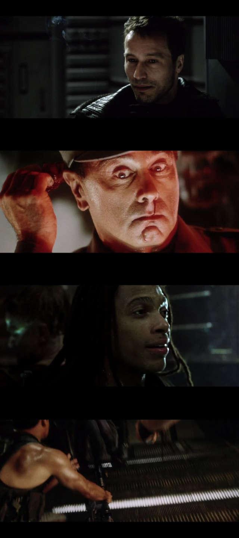 Alien La Resurrección (1997) HD 1080p Latino