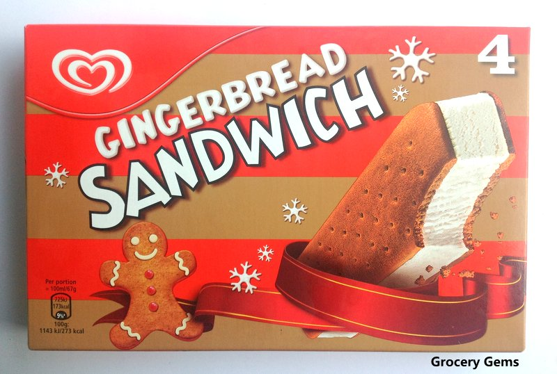 Gingersnap Ice Cream