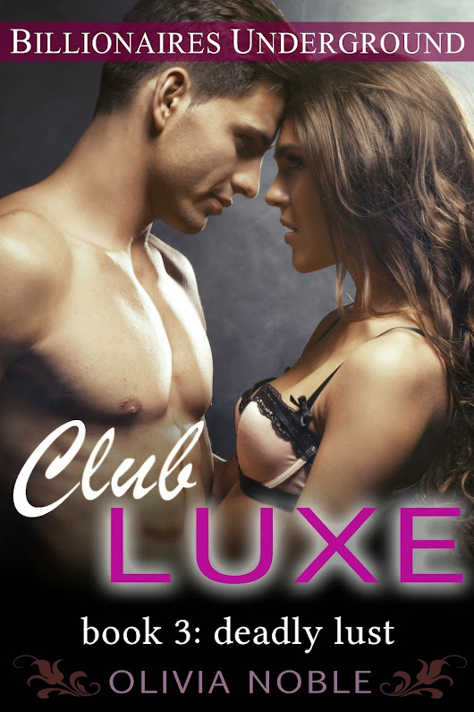 The struggle to survive intensifies — Club Luxe 3: Now Available!