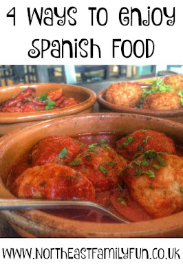 4 ways to enjoy Spanish Food