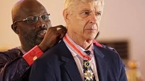 Arsene Wenger Liberia Award