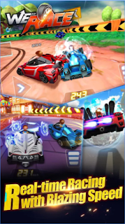 WeRace: Hot Wheels Apk - Free Download Android Game