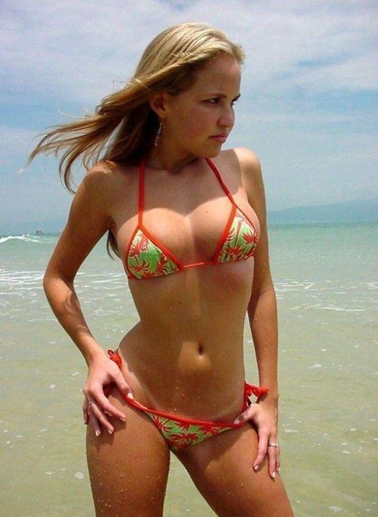 Hot Skinny Girls With Big Tits
