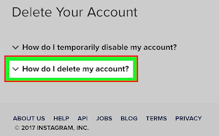 How to permanently delete your Instagram account ( full Guide Hindi )