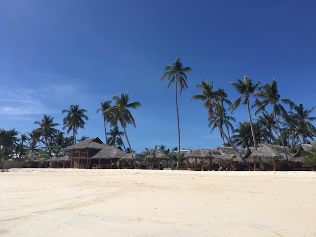 Beaching in Bantayan Island - Tracing the Paradise