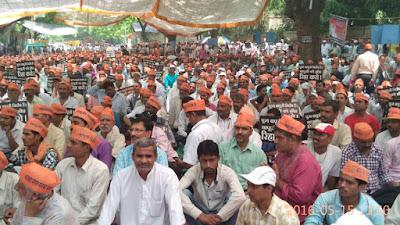 Satyagraha, 16 May 2016, Delhi