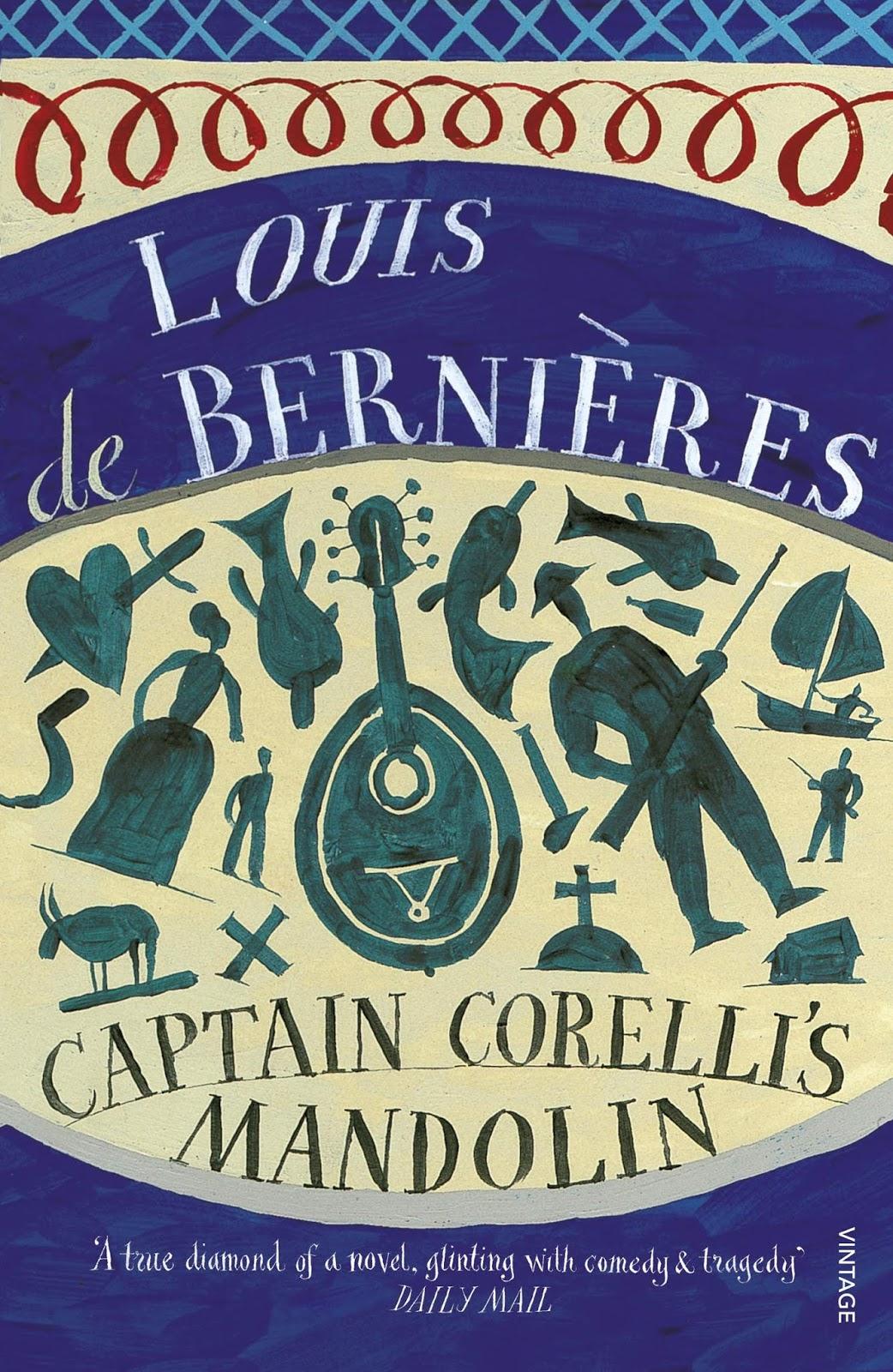 Captain Corelli's Mandolin, Louis de Bernières