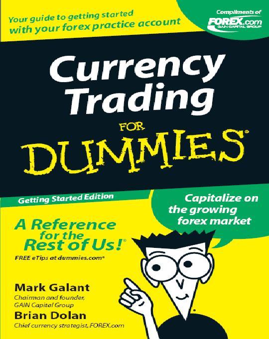Stocks For Dummies: Trading Stocks For Dummies Book