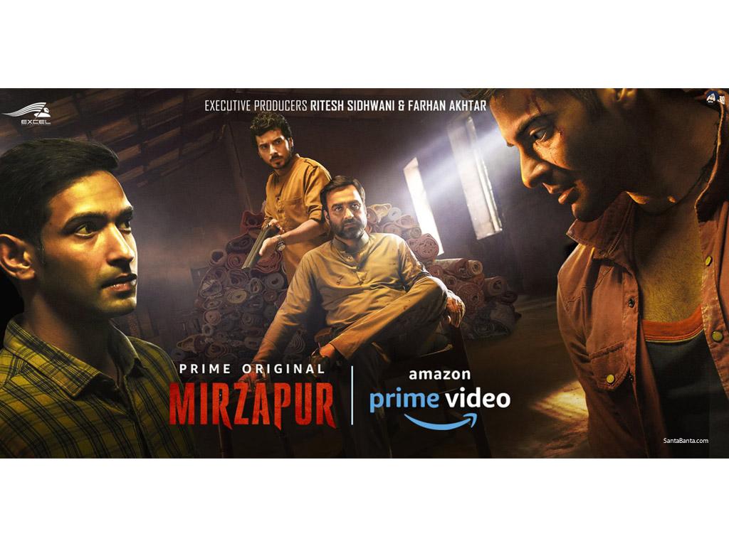 Mirzapur (2018) S01 All Episodes Hindi Web Series HDRip 720p