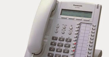 Panasonic kx t7630 label template