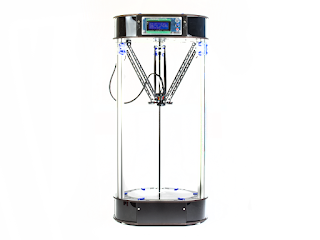 Rostock MAX V3 3D Printer Review and Driver Download