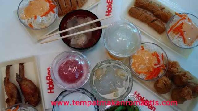 Harga Paket HokBen di Lampung