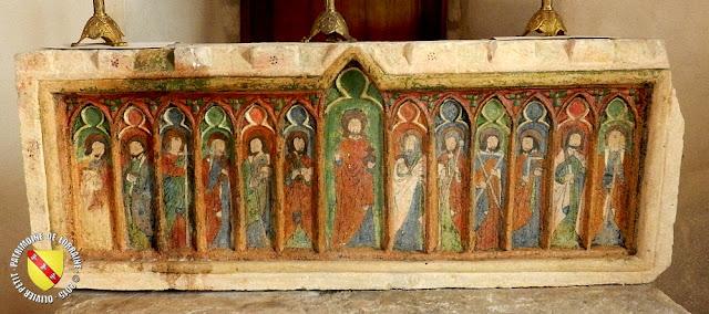 MARTHEMONT (54) - Eglise de l'Assomption de la Vierge - Retable