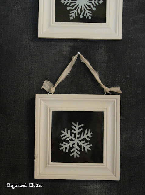 Simple Christmas Projects with Thrift Store Finds