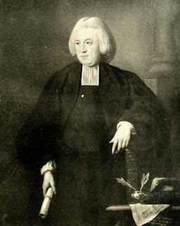 Rev William Dodd from The Magdalen   Hospital by HFB Compston (1917)