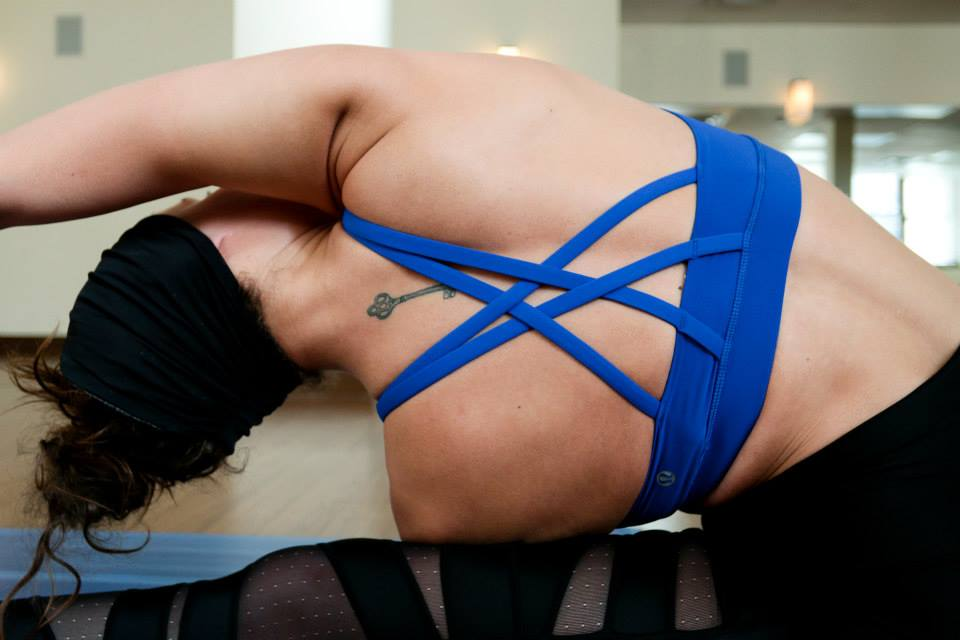 lululemon harbor-blue-energy-bra