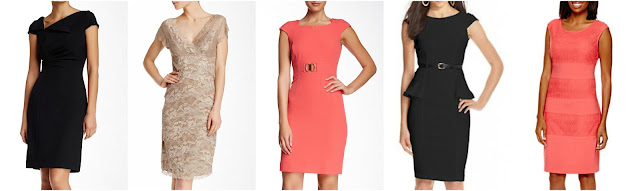 Tahari | Marina | Tahari | XOXO | London Times, what to wear to a spring wedding, dresses, cap sleeve
