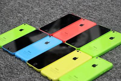 các lỗi thường gặp khi sử dụng iPhone 5C Lock