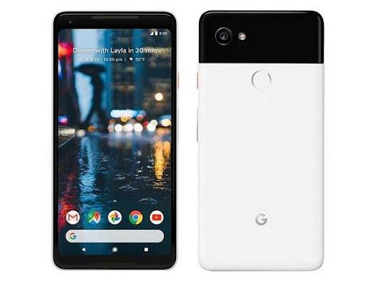 This is Google's no-notch Pixel 3 smartphone