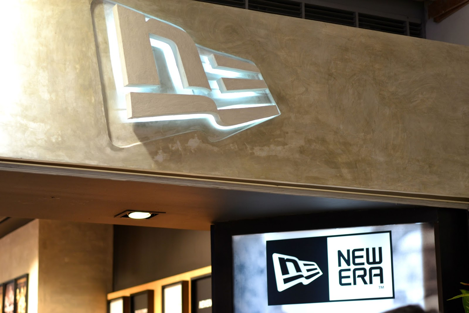 The Style Show  New Era s First Store in Manila. 9a96e9c5868