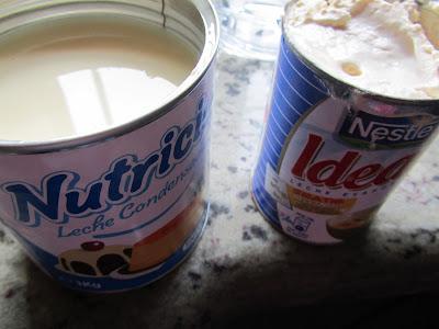 Arroz con leche a las 3 leches olla GM