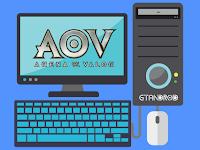 Cara Main AOV di PC dengan Keyboard dan Mouse