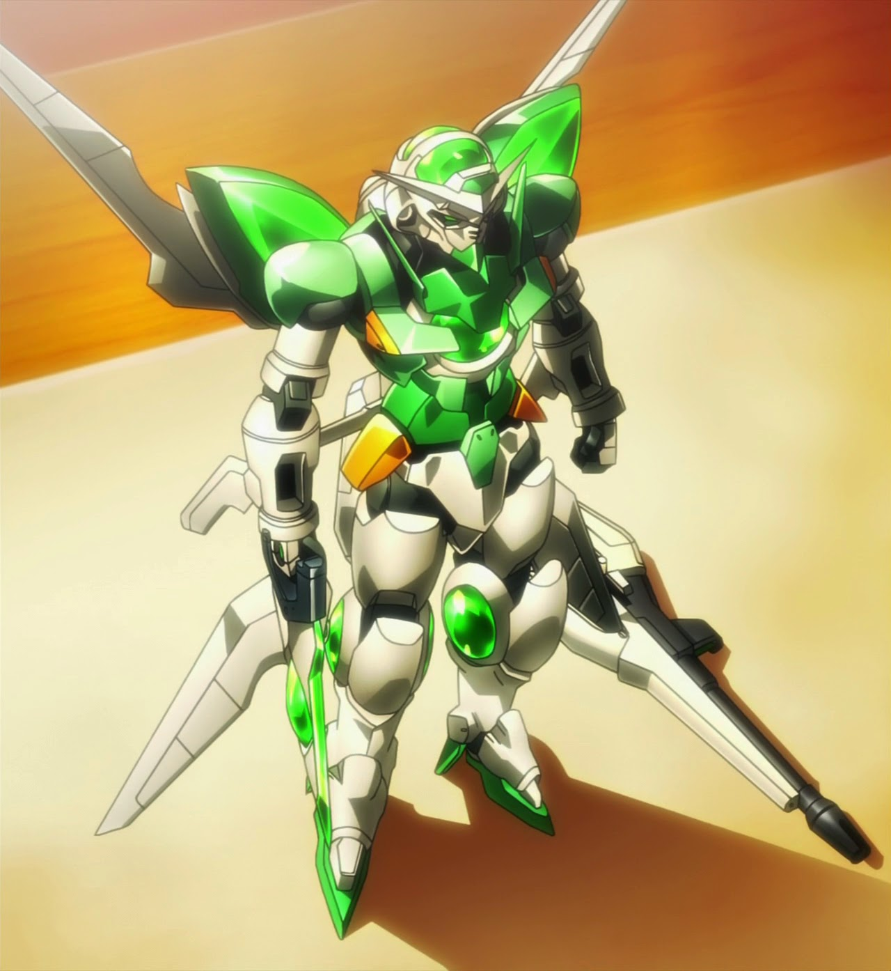 Gundam build fighters try panorama vertical wallpaper for Portent 2014