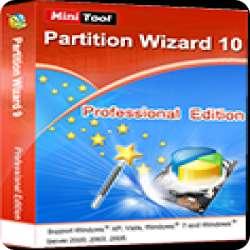 تحميل MiniTool Partition Wizard Pro 10.2.1 مجانا لتقسيم الهارد بسهولة مع كود التفعيل