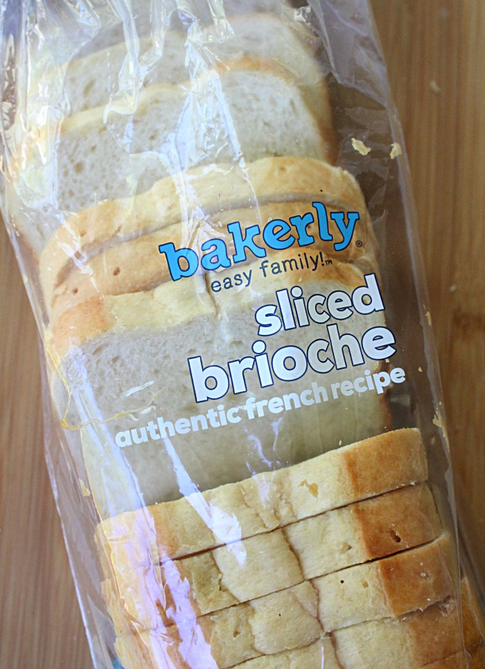 Bakerly Sliced Brioche Bread