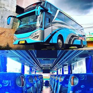 Bus Pariwisata Seat 50 SHD Semarang