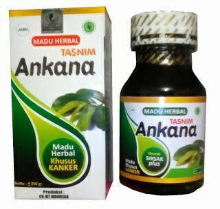 Madu Tasnim Ankana - Madu khusus untuk kanker/tumor   Hub. Farikhin 0856.4229.2014 pin BB 5EA6EDDD untuk pemesanan