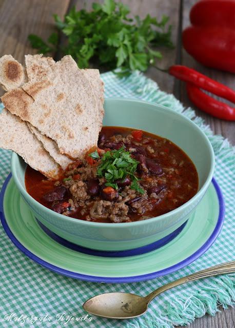 najlepszy przepis na chilli con carne, co to jest chilli con carne, jak się robi chilli con carne, daylicooking