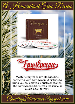 #hsreviews #christmas #Audio #audiobook #digital #familymanministries
