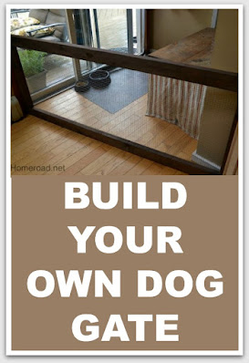 Dog fence pin for pinterest