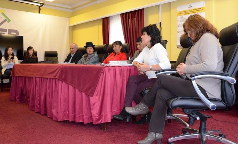 TSE se prepara para administrar la elección judicial de este domingo