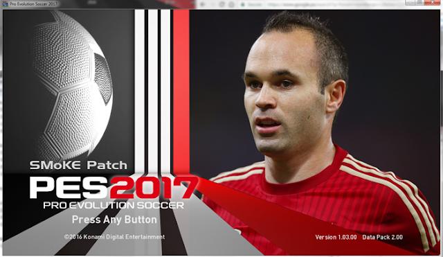 pro evolution soccer 2017 patch pc download