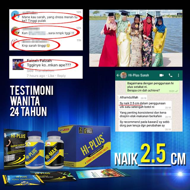 Image result for Hi Plus testimoni
