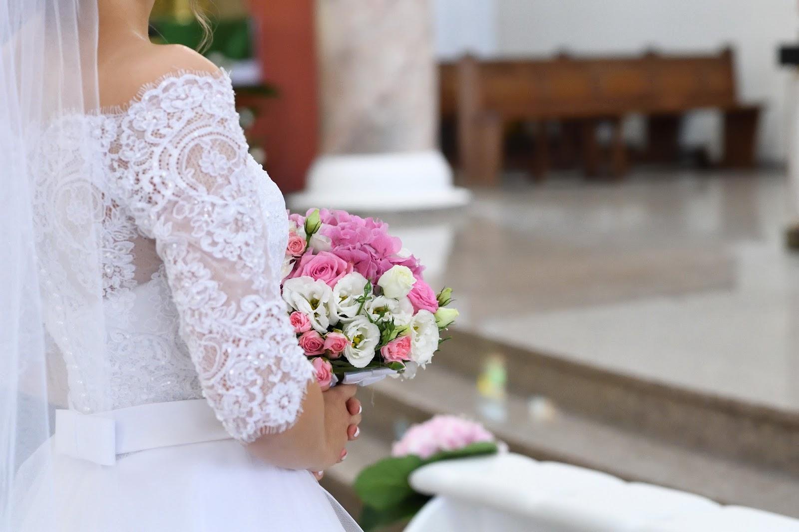 Mowmimoniska ślub I Wesele Dekoracje Pudrowy Róż